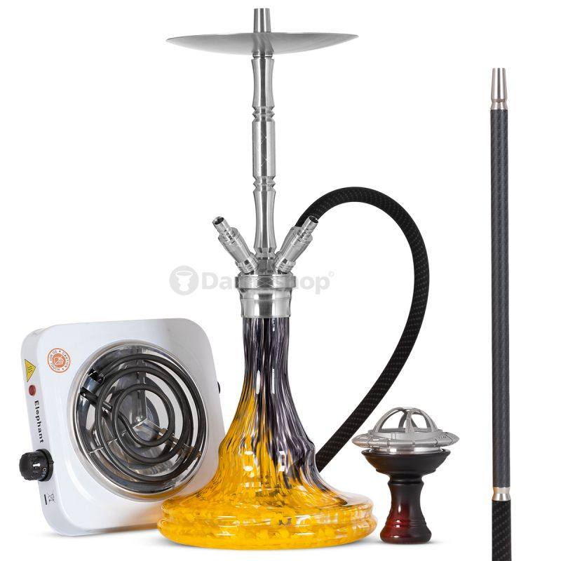 Pack Four Seasons WD Hookah