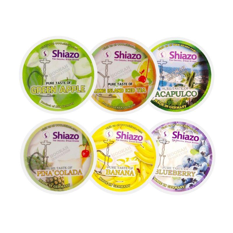 Pack Shiazo 5+1