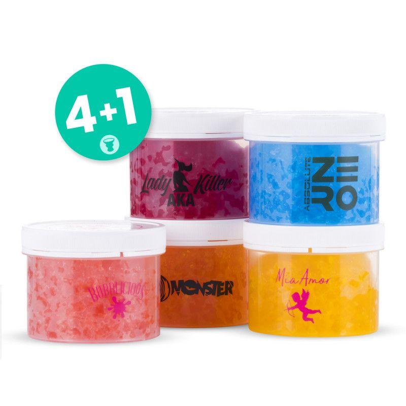 Pack Icecool 4+1 gratuit