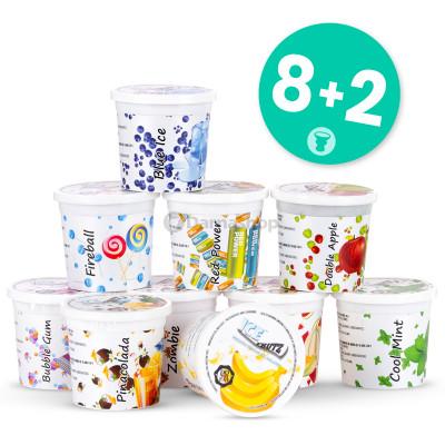 Pack Ice Frutz 8+2