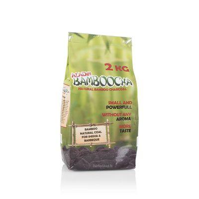 Charbon naturel Bamboocha 2 kg