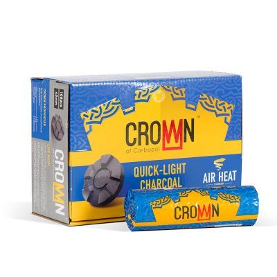 Charbons Carbopol Crown 40mm
