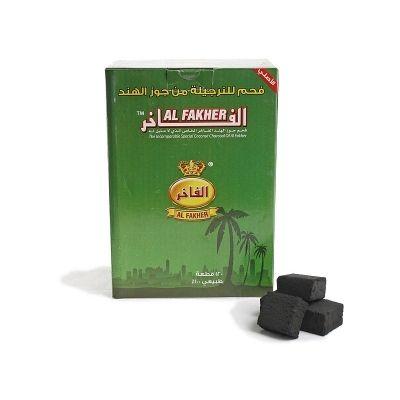 Al Fakher Natural Charcoal 1kg