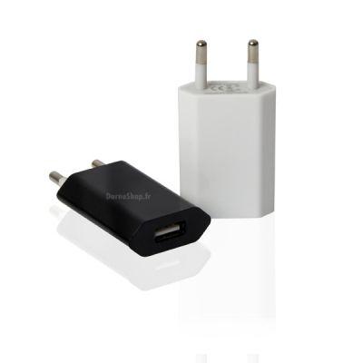Adapteur USB secteur
