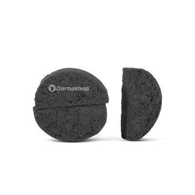 Half Moon charbon naturel