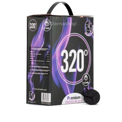 Charbon 320 degrés Disc 3B 4kg