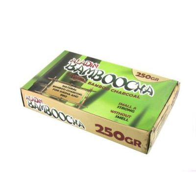 Bamboocha Natural Charcoal 250gr