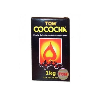Tom Cococha Yellow Natural Charcoal 1Kg